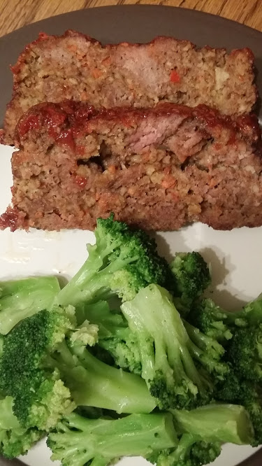 Alton Brown's Meatloaf