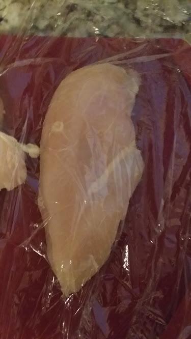 marsala chicken prepounding