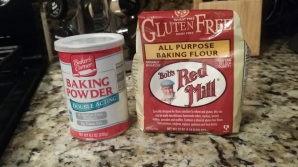 Self Rising GF Flour