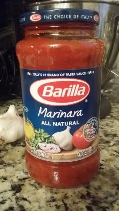 Barilla Tomato Sauce