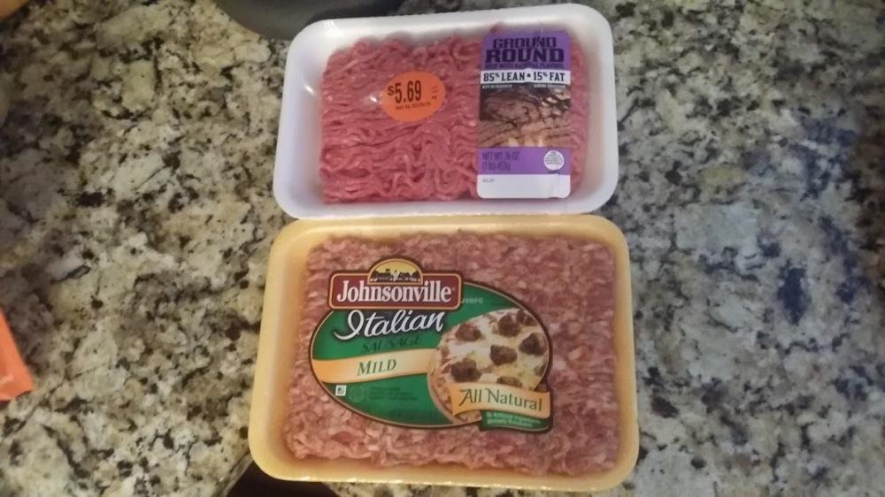 Meatloaf meats