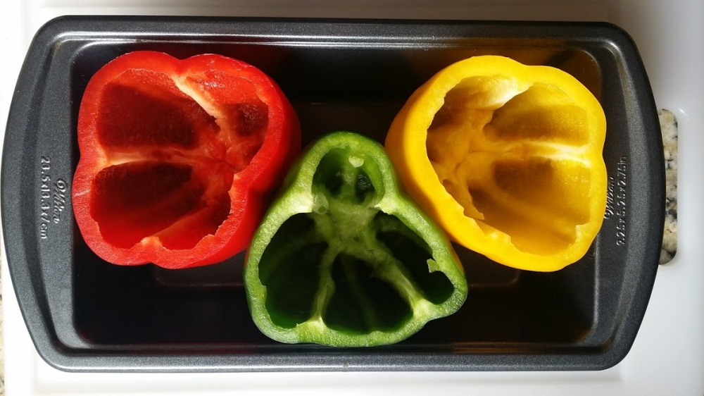 Taco Peppers Pan